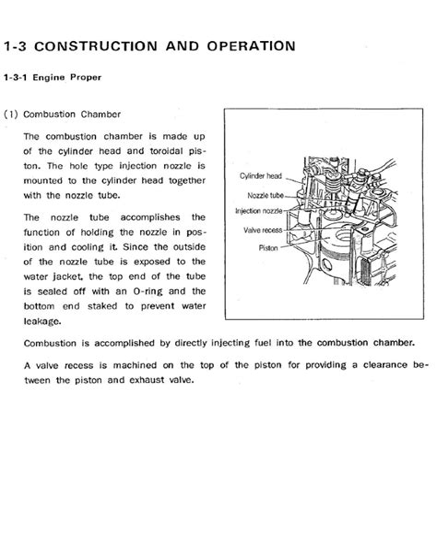 Hyundai D6b Diesel Engine Manual