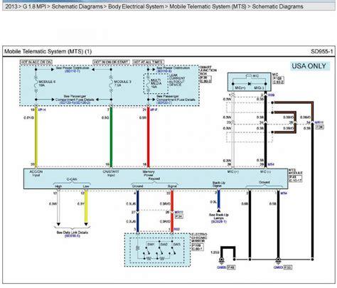 Hyundai Elantra Wiring