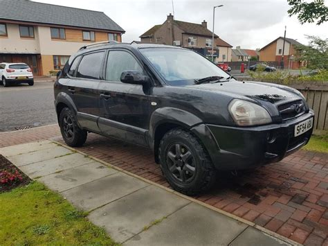 Hyundai Tucson 2l Manual