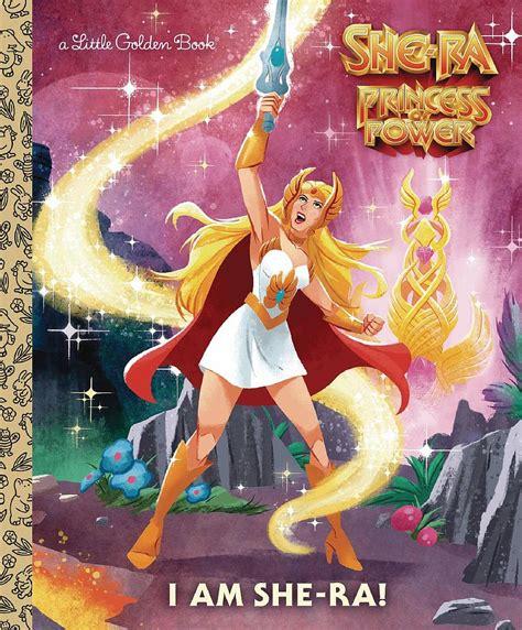I Am She Ra She Ra Little Golden Books