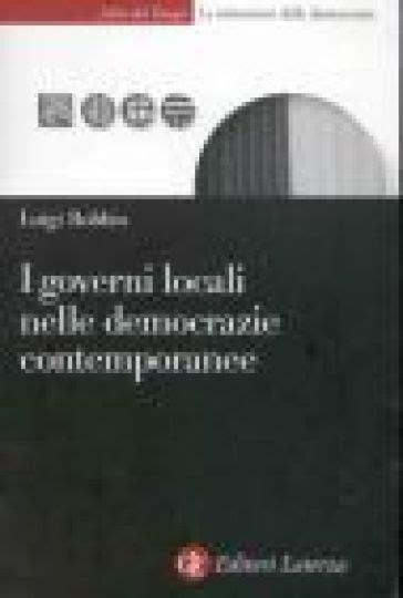 I Governi Locali Nelle Democrazie Contemporanee Libri Del Tempo