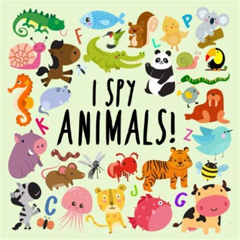 I Spy In The City A Fun Guessing Game For 2 4 Year Olds