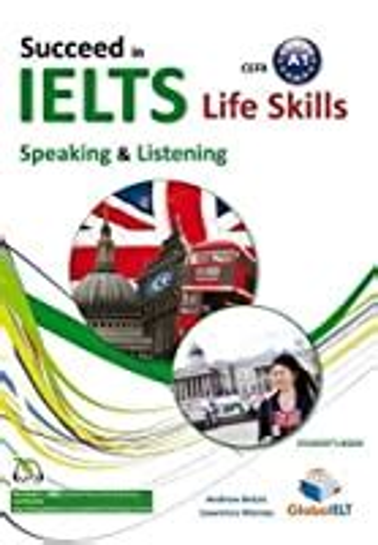 IELTS Life Skills - CEFR Level A1 - Speaking & Listening - Audio CD