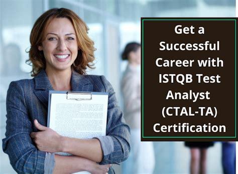 ISTQB-CTAL-TA Valid Test Guide