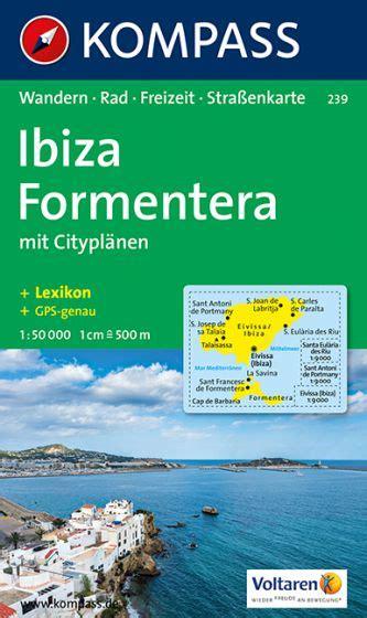 Ibiza & Formentera 239 GPS Kompass
