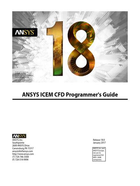 Icem Programmer Guide