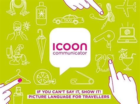 Icoon Communicator Diccionario Visual Con 1 700 Iconos E Imagenes Bolsillo Amber Press