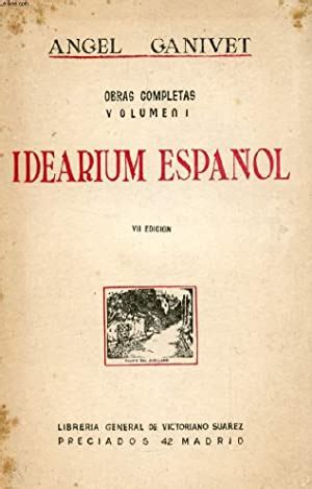 Idearium Espanol