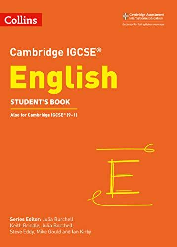 Igcse English Workbook 3 Collins Cambridge Igcse Tm