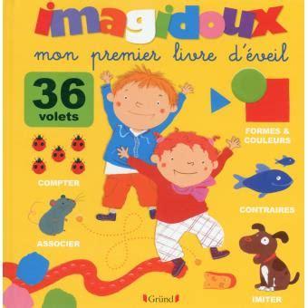 Imagidoux Mon Premier Livre D Eveil
