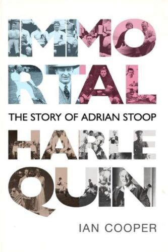 Immortal Harlequin The Story Of Adri