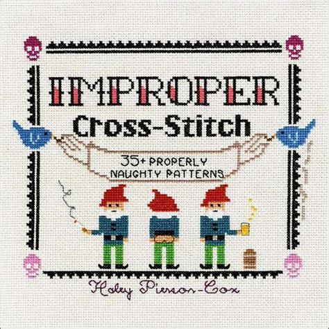 Improper Cross-Stitch