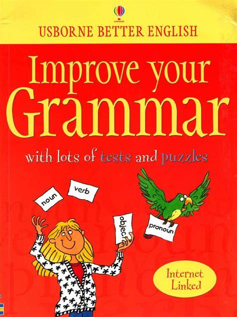Improve Your Grammar (Usborne Better English)