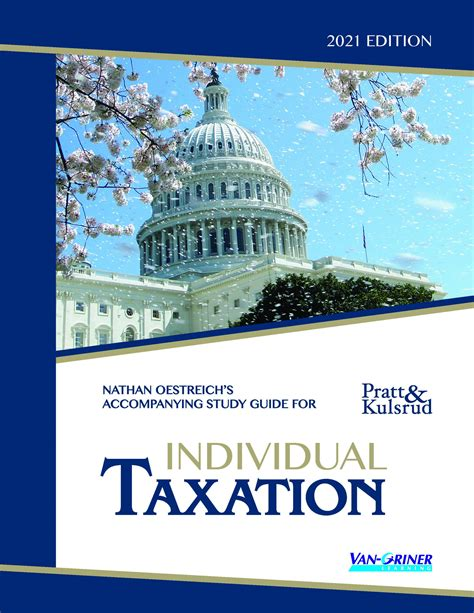 Individual Taxation 2017 Study Guide