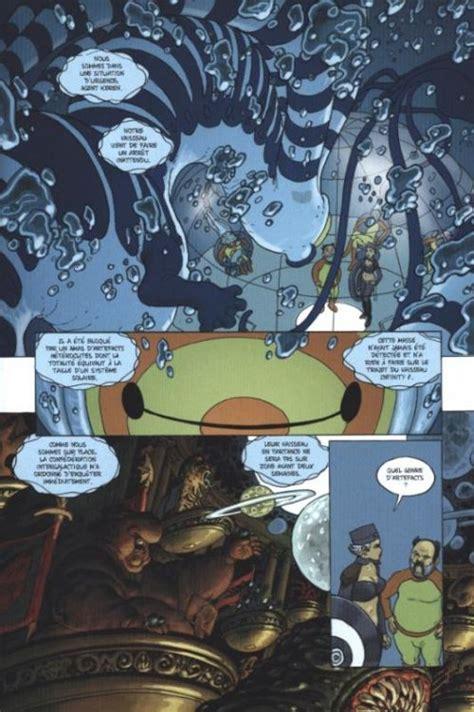 Infinity 8 Comics 3 Romance Et Macchabees