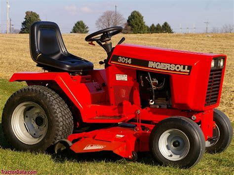 Ingersoll 3014 Manual