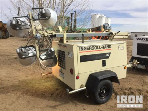 Ingersoll Rand Service Manual For Light Towers