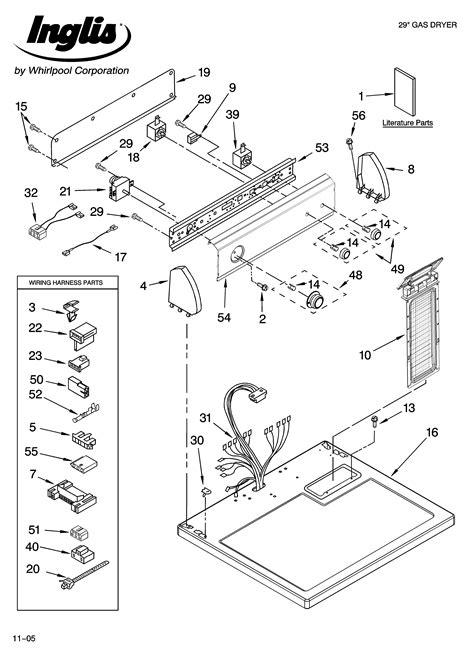 Inglis Dryer Wiring Diagram