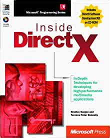 Inside Directx Microsoft Programming Series By Bargen Bradley Directx Team Donnelly Terence Peter Team