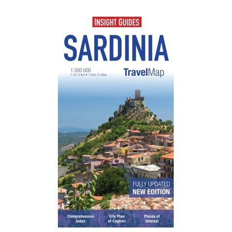Insight Travel Maps: Sardinia
