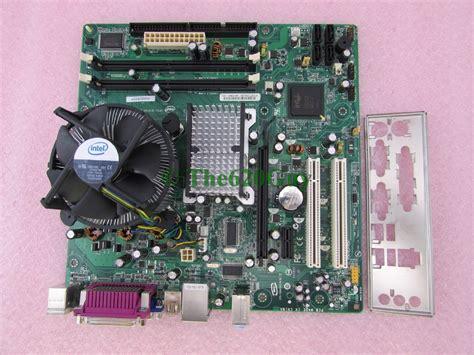 Intel Desktop Board D101ggc User Manual