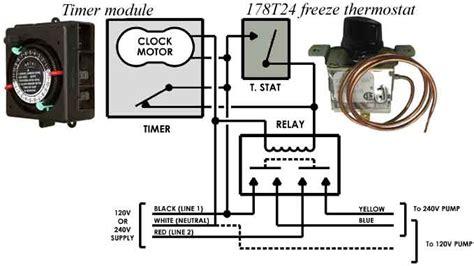 Intermatic 240 Volt Wiring Diagram
