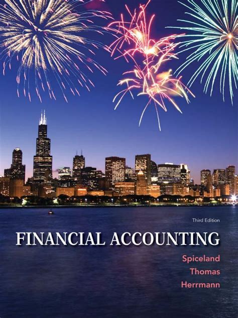 Intermediate Accounting Solution Manual For Spiceland