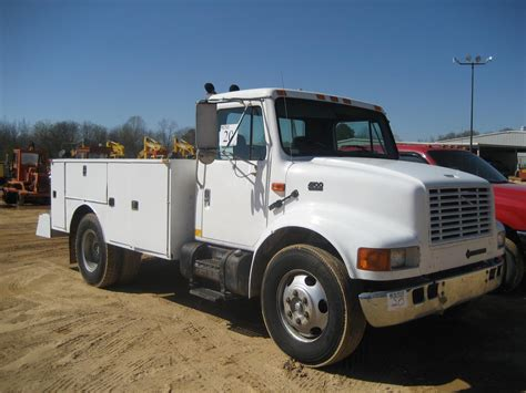 International 4700 Trucks Repair Manual