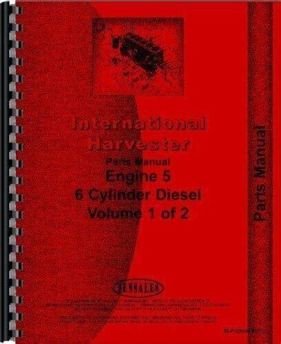 International Harvester D136 Engine Manual