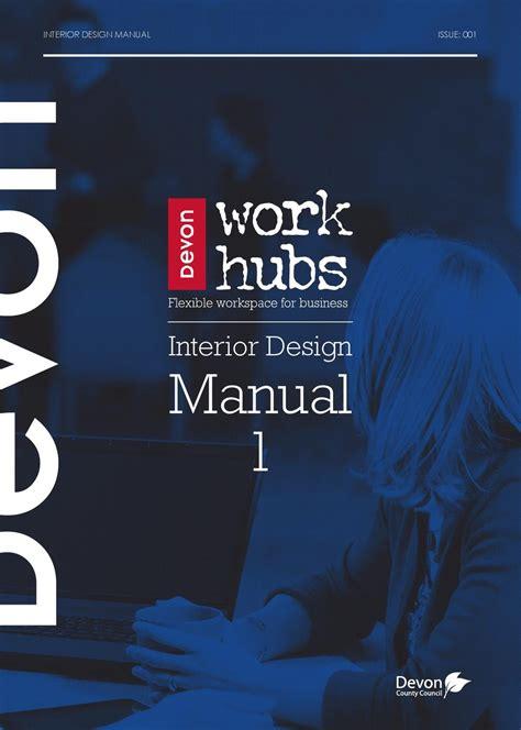 Interrior Design Manual