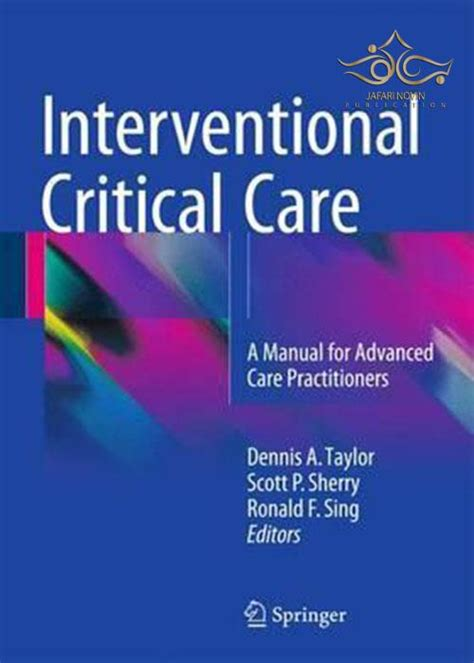 Interventional Critical Care A Manual For Advanced Care Practitioners