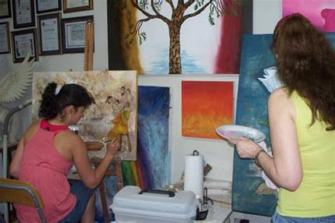 Introduccion A La Pintura Al Oleo