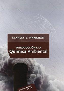 Introduccion A La Quimica Ambiental
