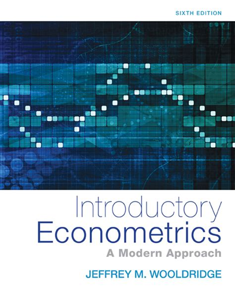 Introductory Econometrics Solutions