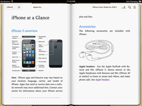 Iphone User Guide On Phone