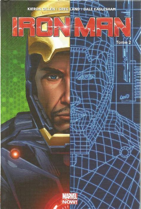 Iron Man Marvel Now Vol 2 Deicide