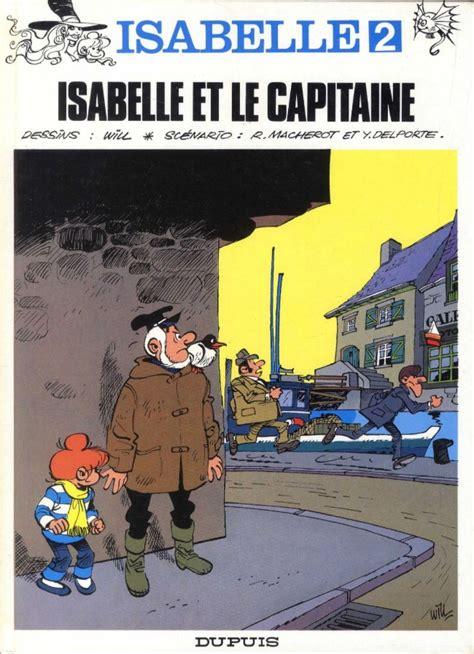 Isabelle et le capitaine