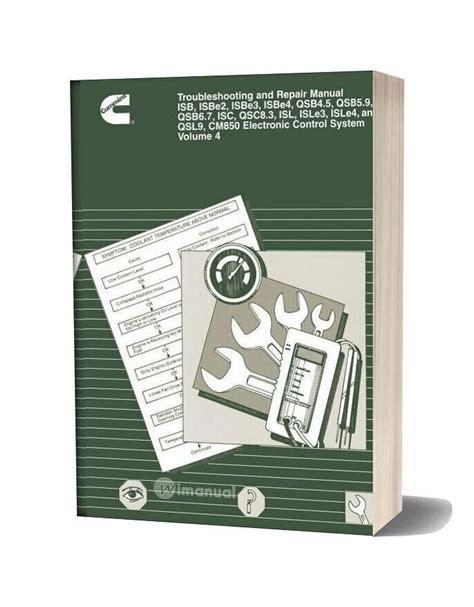 Isl Cm850 Cummins Overhaul Manual