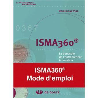 Isma360 La Boussole De L Entrepreneur Innovateur