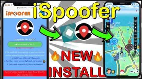 Ispoofer Pokemon Go Ios