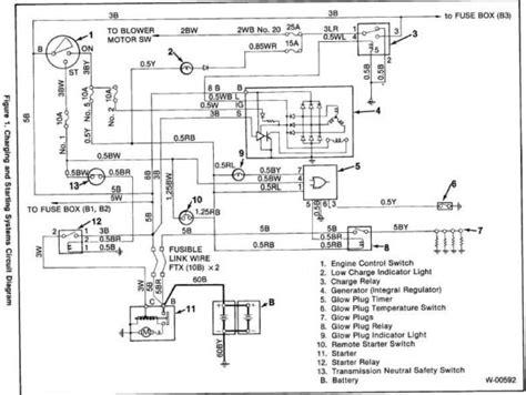 Isuzu Kb 280 Wiring Diagram