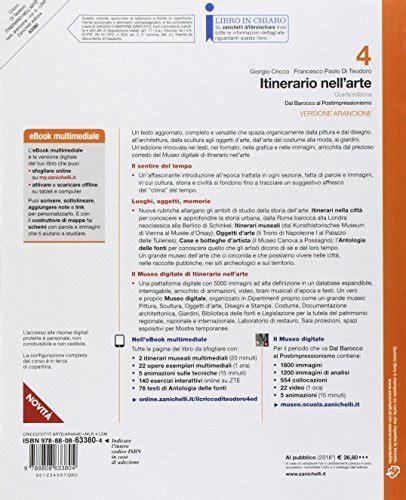 Itinerario Nellarte Per Le Scuole Superiori Con E Book Museo Digitale 4