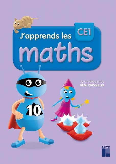J Apprends Les Maths Ce1 2 Volumes