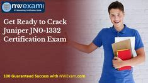 JN0-1332 Online Tests