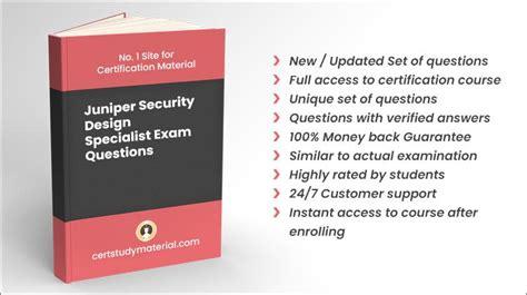 JN0-1332 PDF Dumps Files
