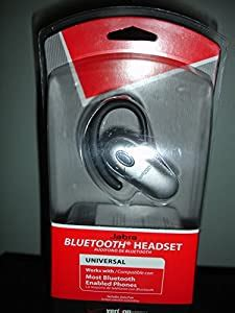Jabra Vbt185z Bluetooth Headset Manual