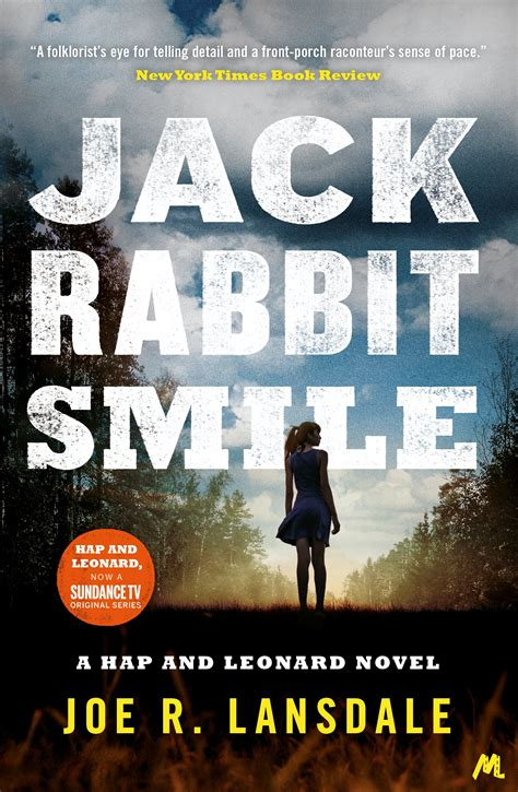 Jackrabbit Smile Hap And Leonard Book 11 By Joe R Lansdale