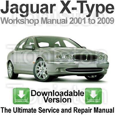 Jaguar X Type 2d Owners Manual