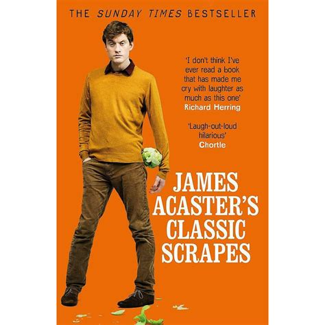 James Acaster's Classic Scrapes