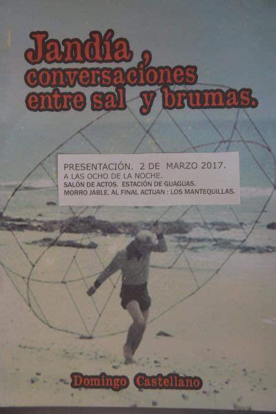 Jandia Conversaciones Entre Sal Y Brumas
